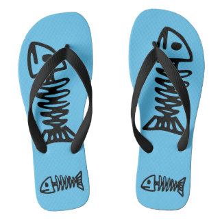 FISHBONE Flip flops