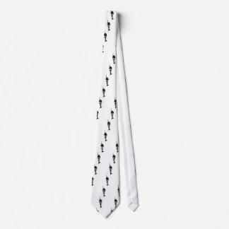 Fishbone hook tie