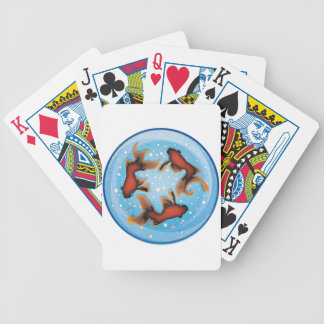 FISHBOWL BICYCLE PLAYING CARDS