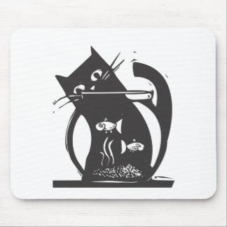 Fishbowl Mouse Pad