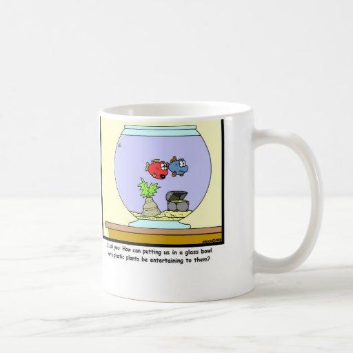 Fishbowl Tazas De Café