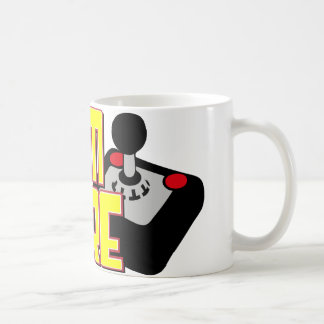fishbrain classic white coffee mug