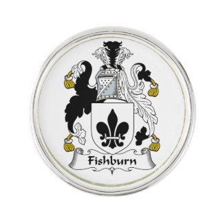Fishburn Family Crest