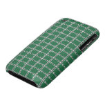 FishChain Green iPhone 3 Case-Mate Cases