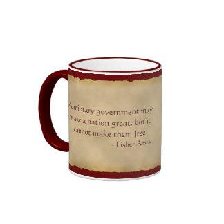 Fisher Ames Coffee Mug