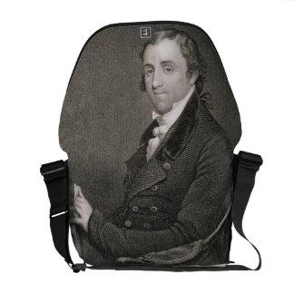 Fisher Ames, engraved by John Francis Eugene Prud' Courier Bag