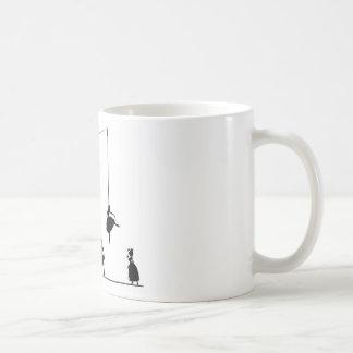 Fisher de hombres tazas de café
