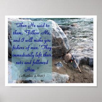 Fisher de los hombres (4:19 de la estera - 20) poster