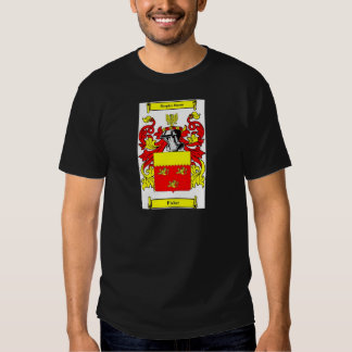 Fisher (English) Coat of Arms T Shirt
