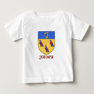 Fisher Family Shield Infant T-shirt