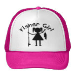 FISHER GIRL HAT