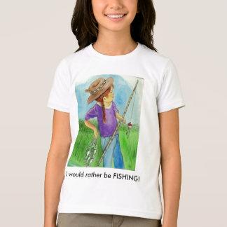 Fisher-girlie T-Shirt
