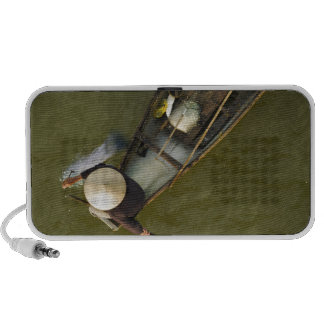 Fisher in Asia from above iPhone Speaker