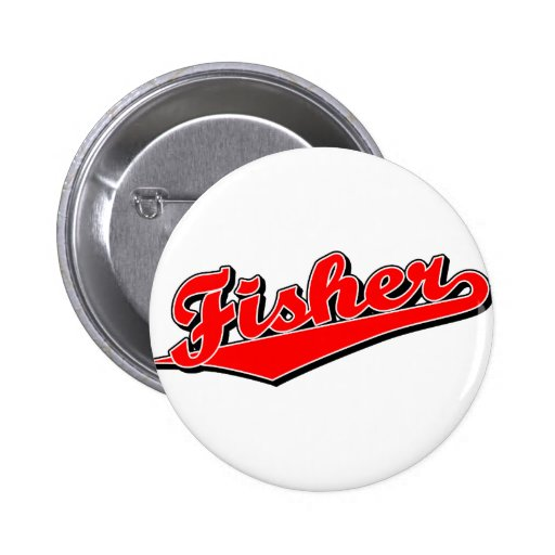 Fisher in Red Button