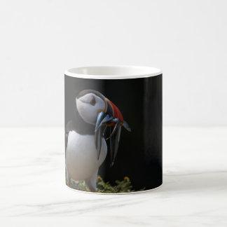 Fisher Puffin Coffee Mug