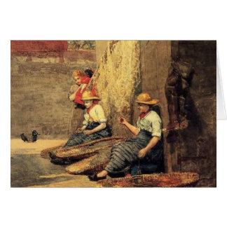 Fishergirls Cards