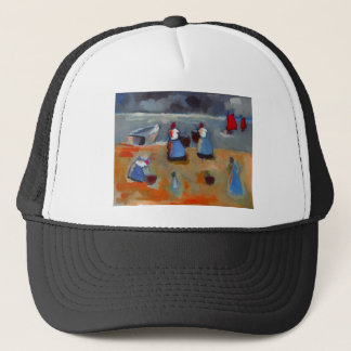 FISHERGIRLS TRUCKER HAT