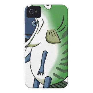 Fisherman 3 English story Kinugawa Tochigi Case-Mate iPhone 4 Case