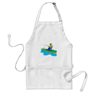 Fisherman Adult Apron