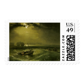 Fisherman at Sea by William Turner Postage
