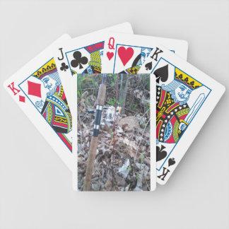Fisherman Bicycle Playing Cards