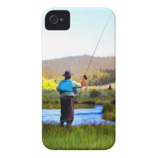 FISHERMAN Case-Mate iPhone 4 CASE
