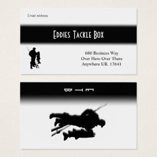 Fisherman / Fishing Business Card