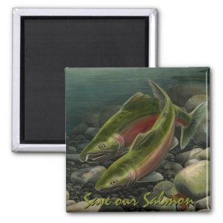Fisherman Fridge Magnets Custom Gone Fishing Gifts