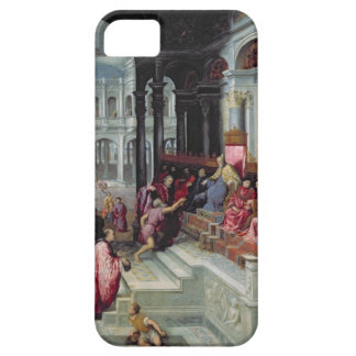 Fisherman Giving the Ring to the Doge of Venice iPhone SE/5/5s Case