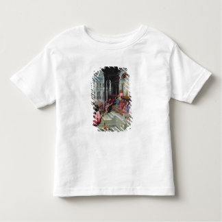 Fisherman Giving the Ring to the Doge of Venice Toddler T-shirt