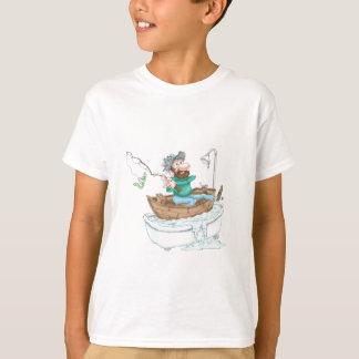 Fisherman in a tub T-Shirt