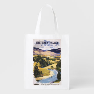 Fisherman in the Eden Valley Grocery Bag