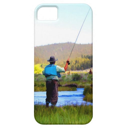 FISHERMAN iPhone 5 COVER
