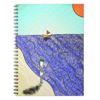 Fisherman Notebook