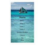 Fisherman Profile Card