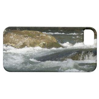 Fisherman River Steelhead Trout Fly Fishing Rapids iPhone SE/5/5s Case