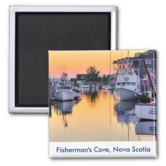 Fisherman s Cove Eastern Passage Nova Scotia Magnets