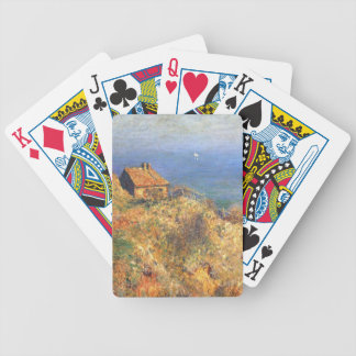 Fisherman s House at Varengeville Bicycle Playing Cards