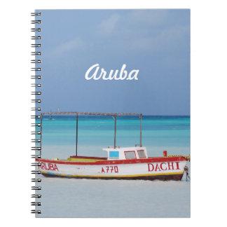 Fisherman's Hut Beach Note Book
