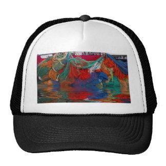 Fisherman's nets mesh hats