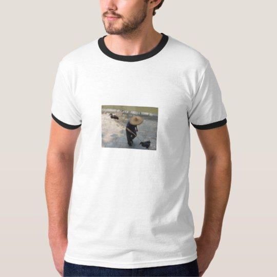 fisherman with cormorants T-Shirt