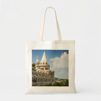 Fisherman's Bastion in Budapest, Hungary Canvas Bag