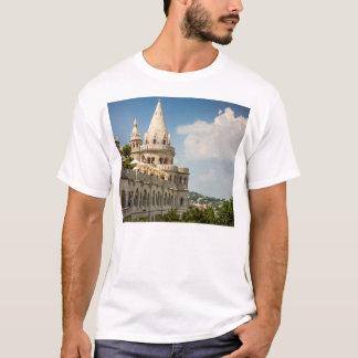 Fisherman's Bastion in Budapest, Hungary T-Shirt