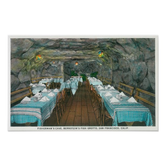 Fisherman's Cave, Brenstein's Grotto Poster