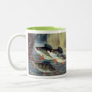 Fisherman's Coffee Mug - Perch