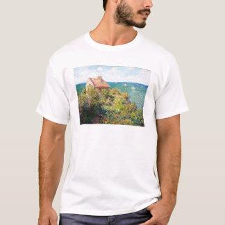 Fisherman's Cottage at Varengeville Claude Monet T-Shirt