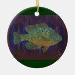 Fisherman's Delight Christmas Tree Ornaments