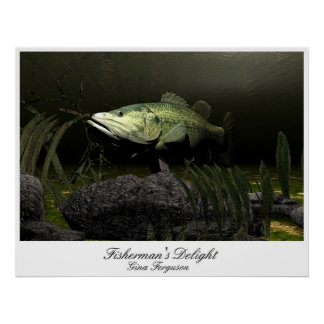 Fisherman's Delight Print