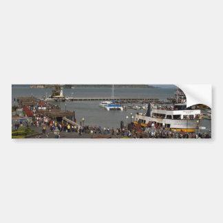 Fishermans Dock Bumper Sticker