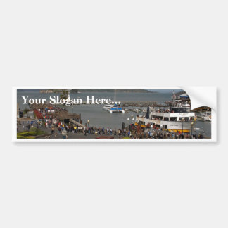 Fishermans Dock Bumper Stickers
